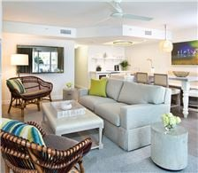 Interior Suite View - Beach House Suites - Interior Suite View