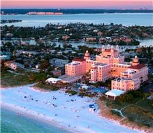 Aerial View - The Don CeSar Hotel - Aerial View