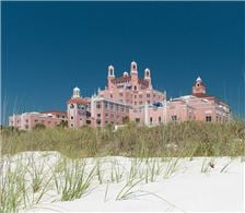 Hotel from the Beach - The Don CeSar Hotel - Hotel from the Beach
