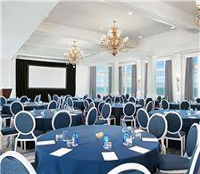 King Charles Ballroom set for Meeting - The Don CeSar Hotel - King Charles Ballroom set for Meeting