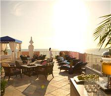 Spa Oceana Rooftop Garden - The Don CeSar Spa Oceana - Rooftop Garden