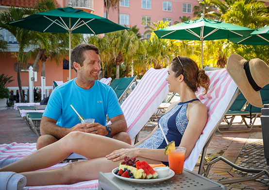 St. Pete Beach Hotel Family, Food and Fun Package