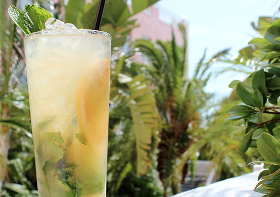 The Beachcomber Bar & Grill in The Don CeSar Hotel
