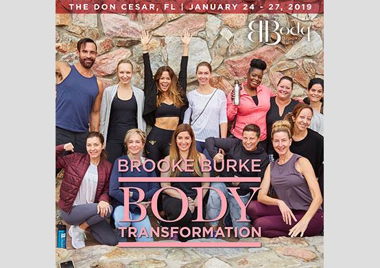 Brooke Burke Body Transformation Retreat