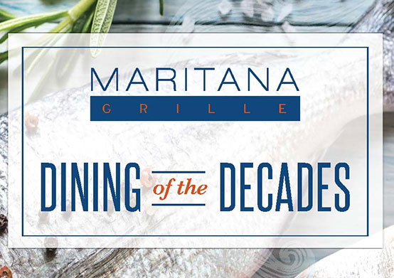 Dining of the Decades