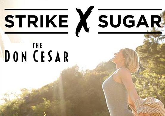 Strike Sugar with Tosca Reno | March 3-6, 2019