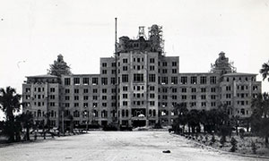 1928 Hotel Opens
