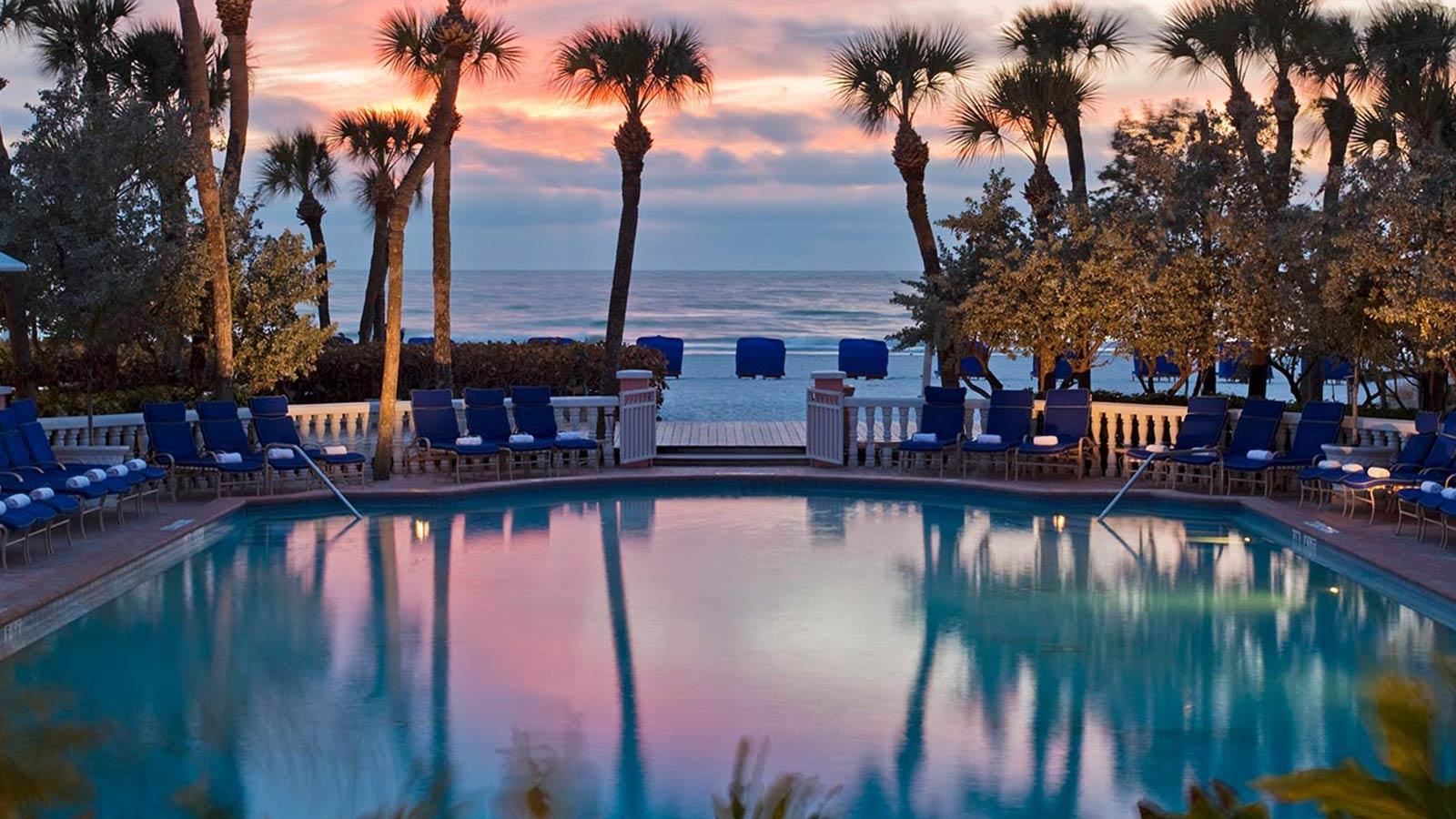 The Don CeSar St. Pete Beach, Florida