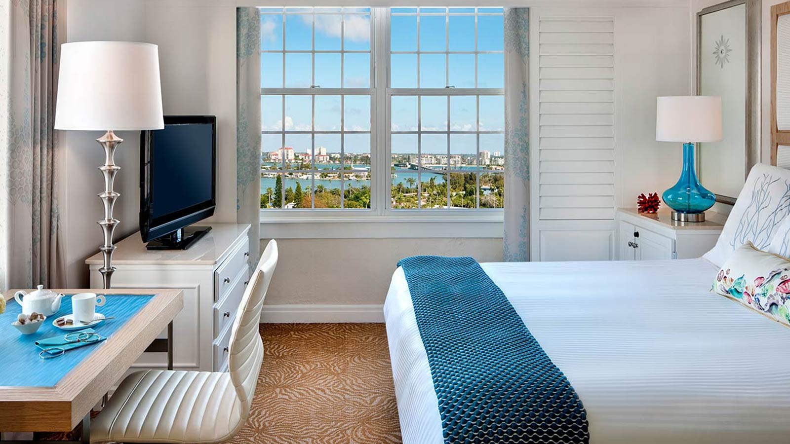 effortless elegance at a st. pete beach hotel - the don cesar