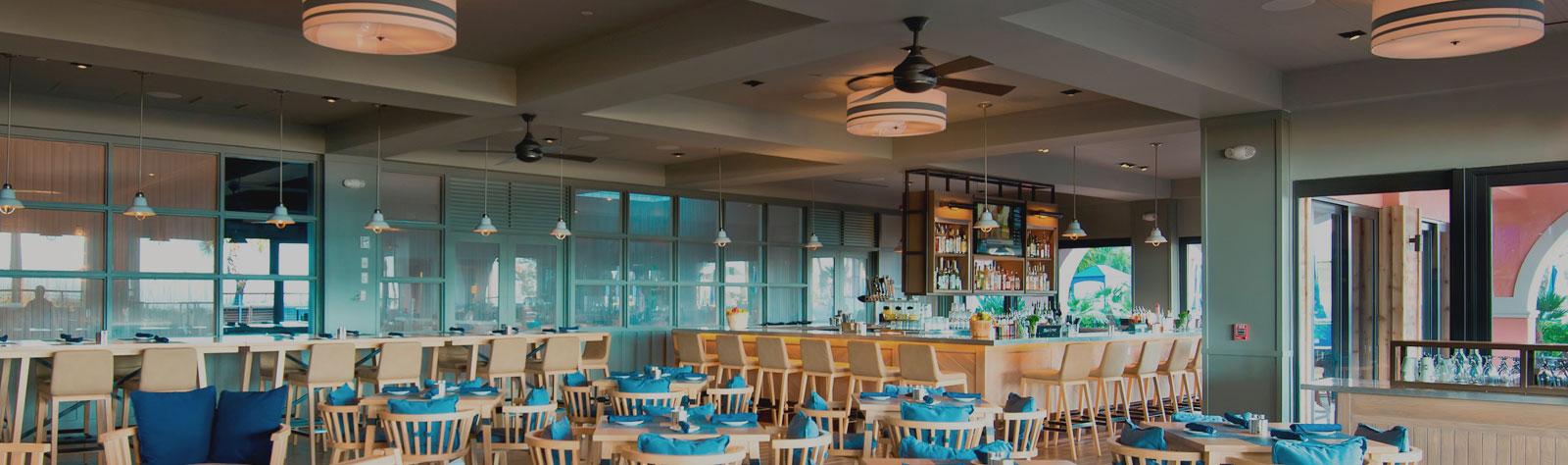 Dining Facilities in Florida Hotel