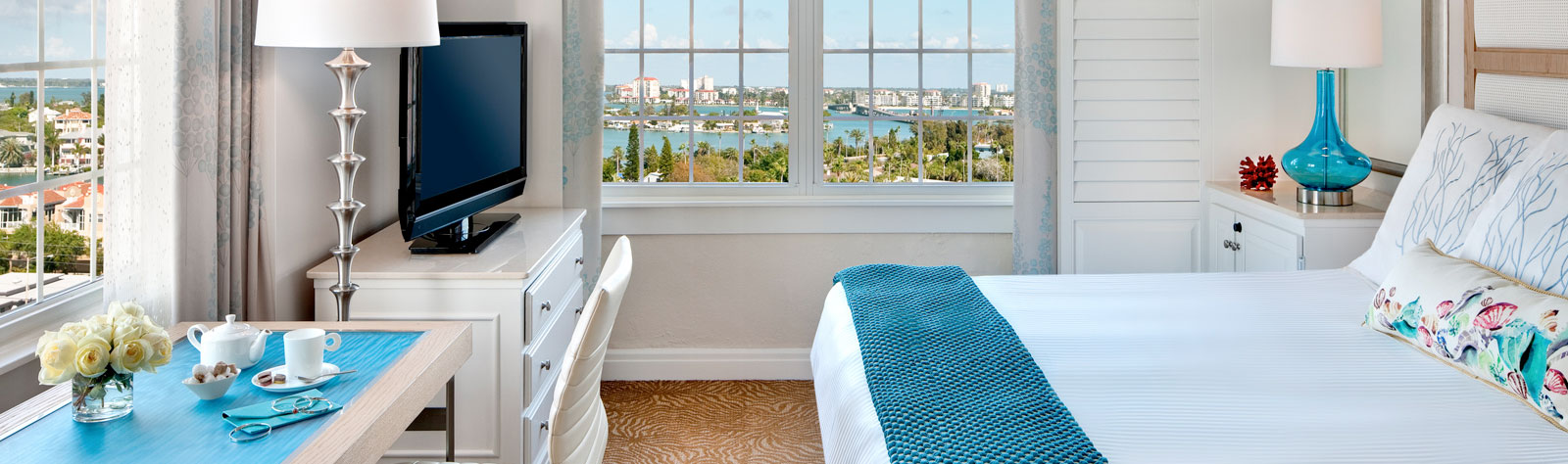 Rooms in The Don CeSar, Florida