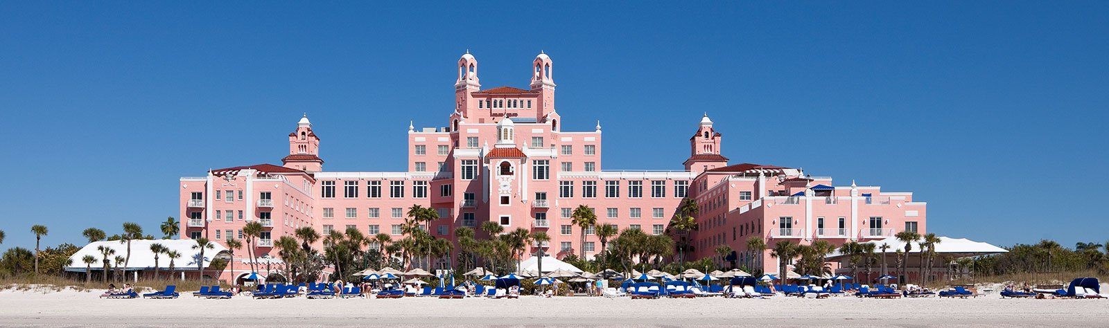 The Don Cesar Is A St Pete Beach Icon
