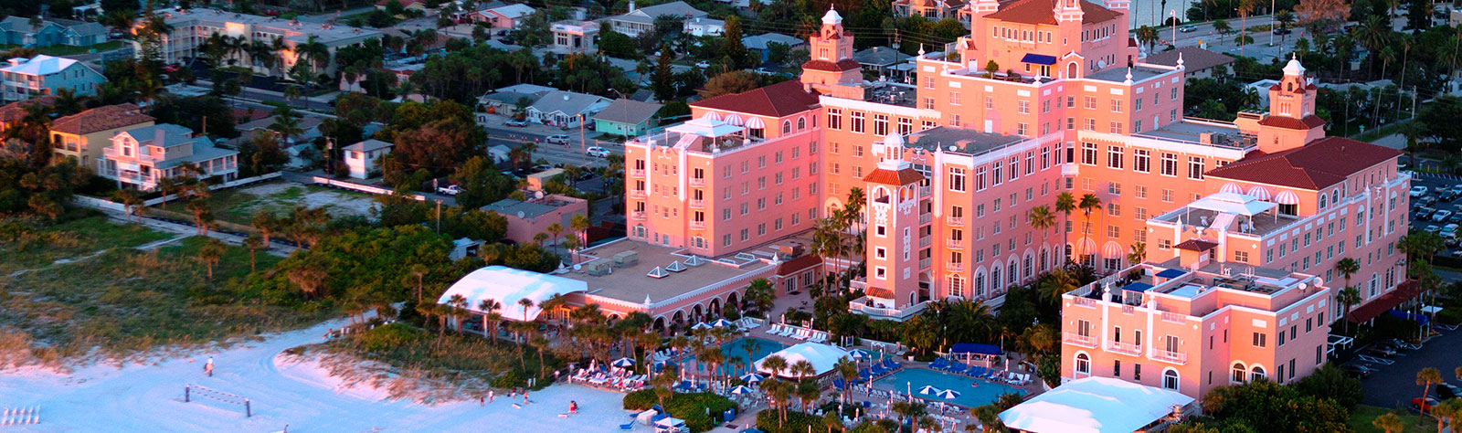 The Don CeSar, Florida