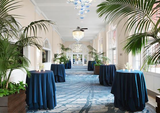 The Don CeSar Hotel offering Grand Ballroom Foyer