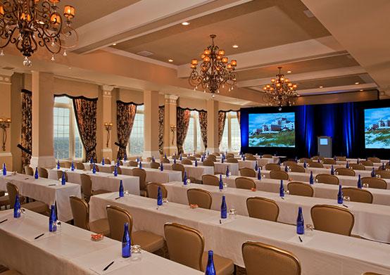 The Don CeSar Hotel offering King Charles Ballroom