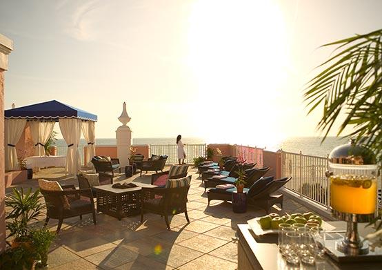Enjoy Spaliday at The Don CeSar Hotel