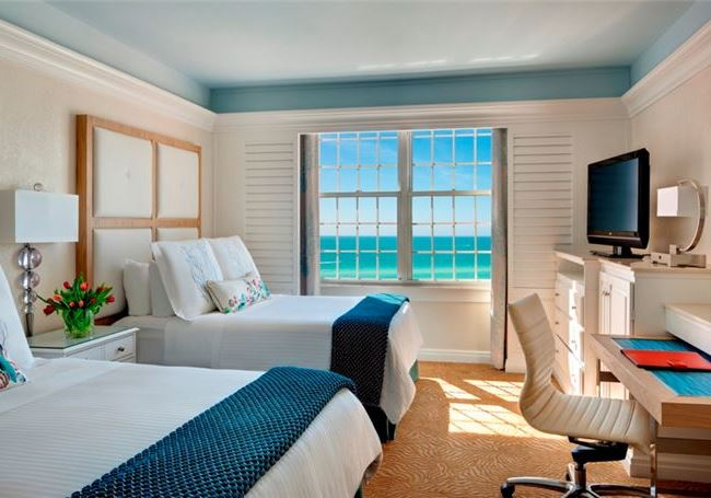 The Don CeSar, Florida - Grand Gulf View 2 Double Beds