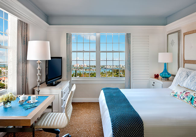 Grand Gulf view King with Balcony in The Don CeSar, St. Pete Beach