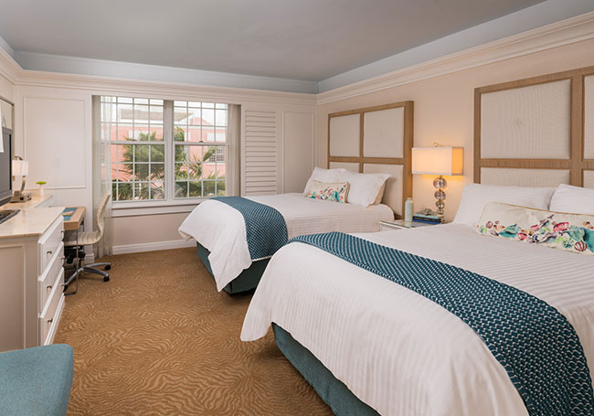 Superior 2 Double Beds in The Don CeSar, St. Pete Beach