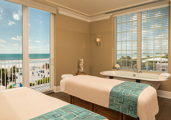Have a Spa Day Pass in The Don CeSar Hotel