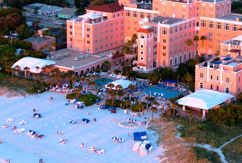 The Don Cesar St Pete Beach Park Offer