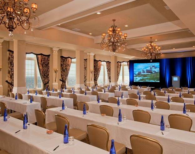 Have your Meetings at Grand-Ballroom of The Don CeSar Hotel