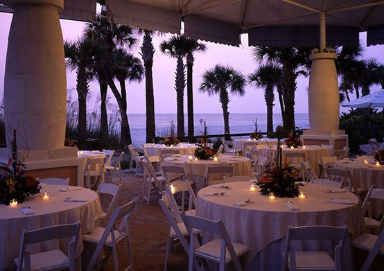 Elegant St Pete Beach Wedding Venues The Don Cesar
