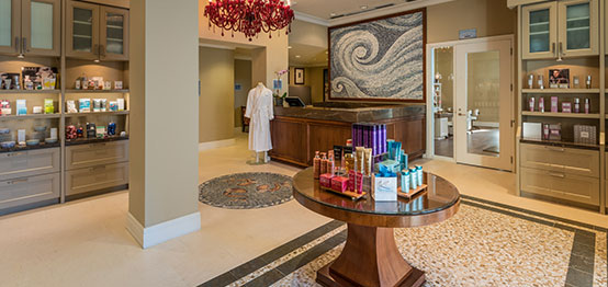 The Don CeSar Hotel offering Spa Oceana Wedding Services